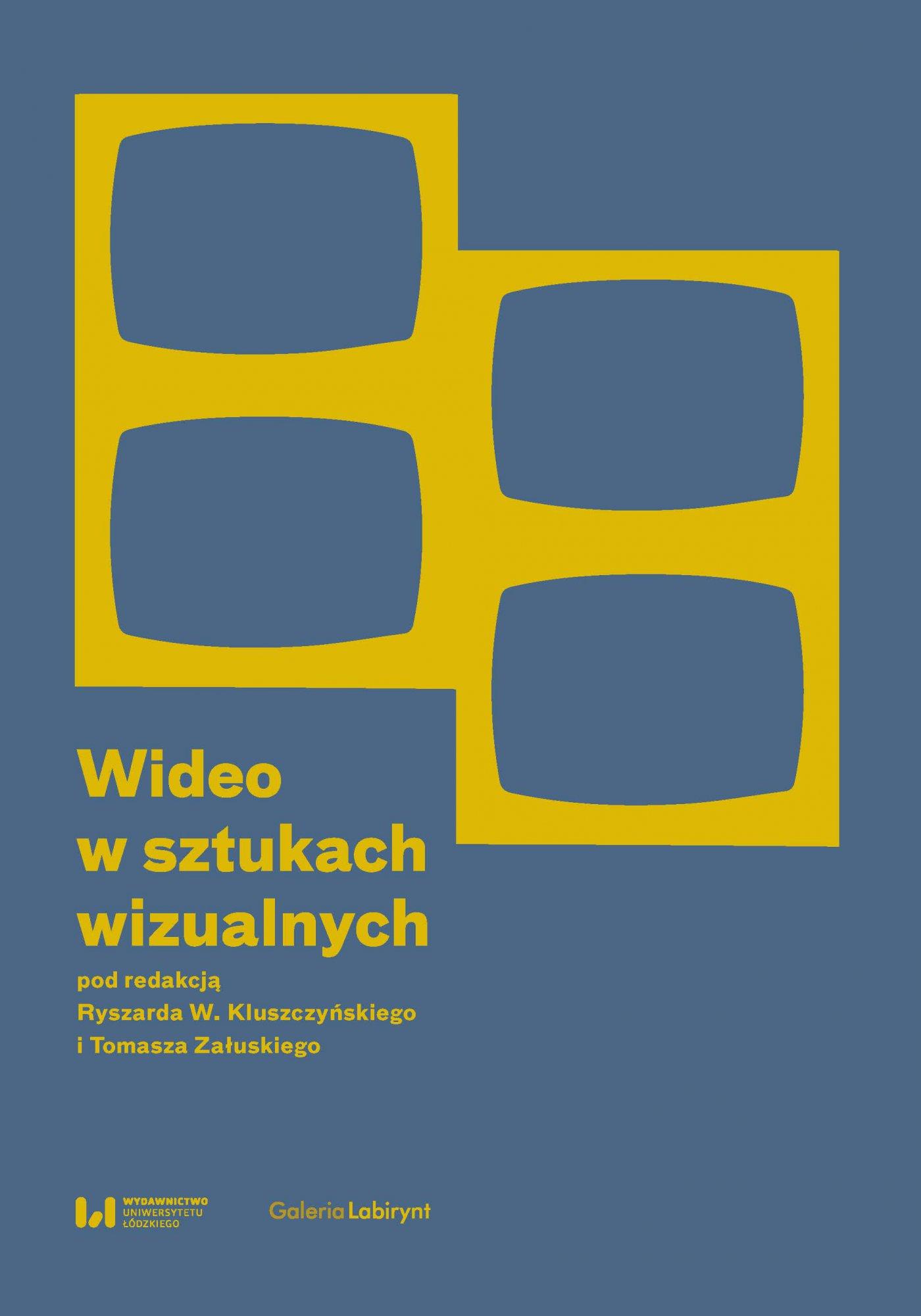 Wideo w sztukach wizualnych - Ebook (Książka PDF) do pobrania w formacie PDF
