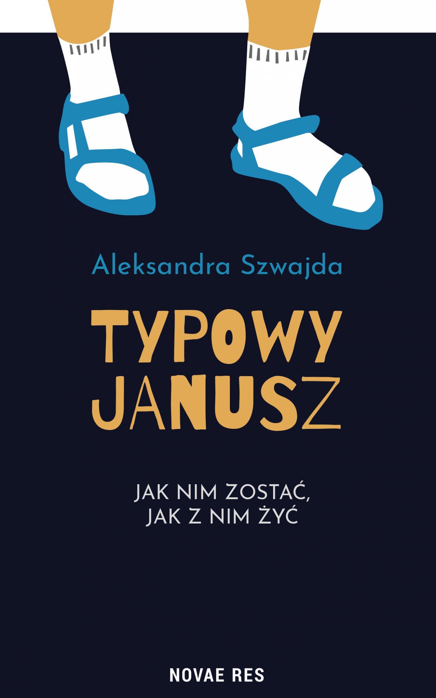 Typowy Janusz - Ebook (Książka EPUB) do pobrania w formacie EPUB