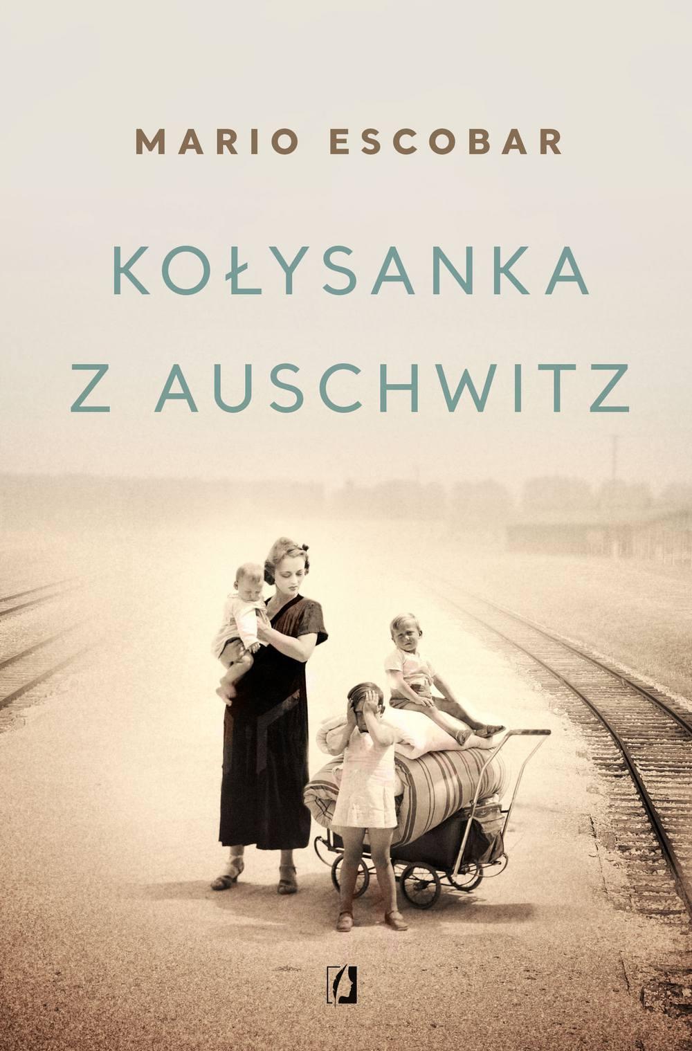Kołysanka z Auschwitz - Ebook (Książka EPUB) do pobrania w formacie EPUB