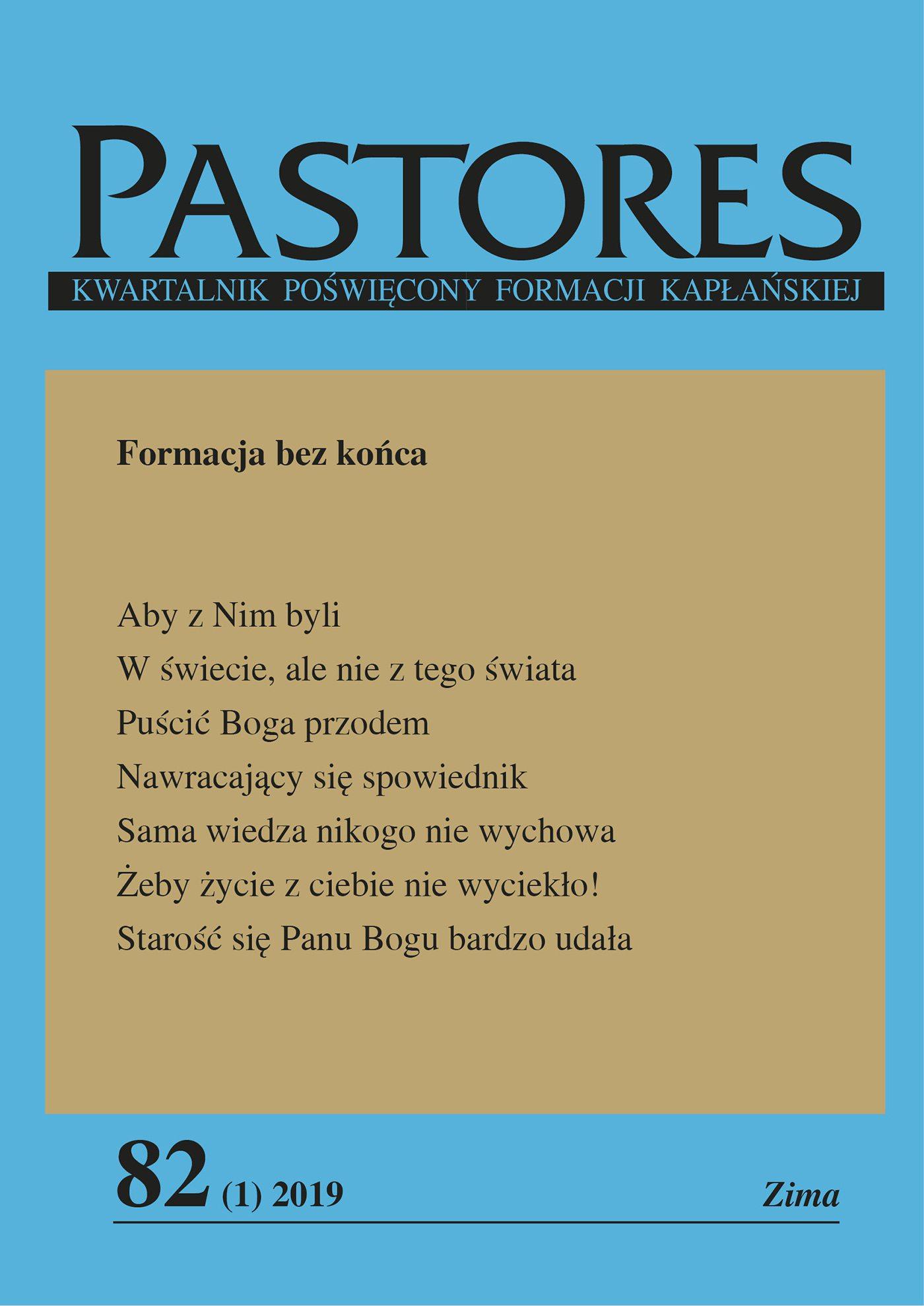Pastores 82 (1) 2019 - Ebook (Książka EPUB) do pobrania w formacie EPUB