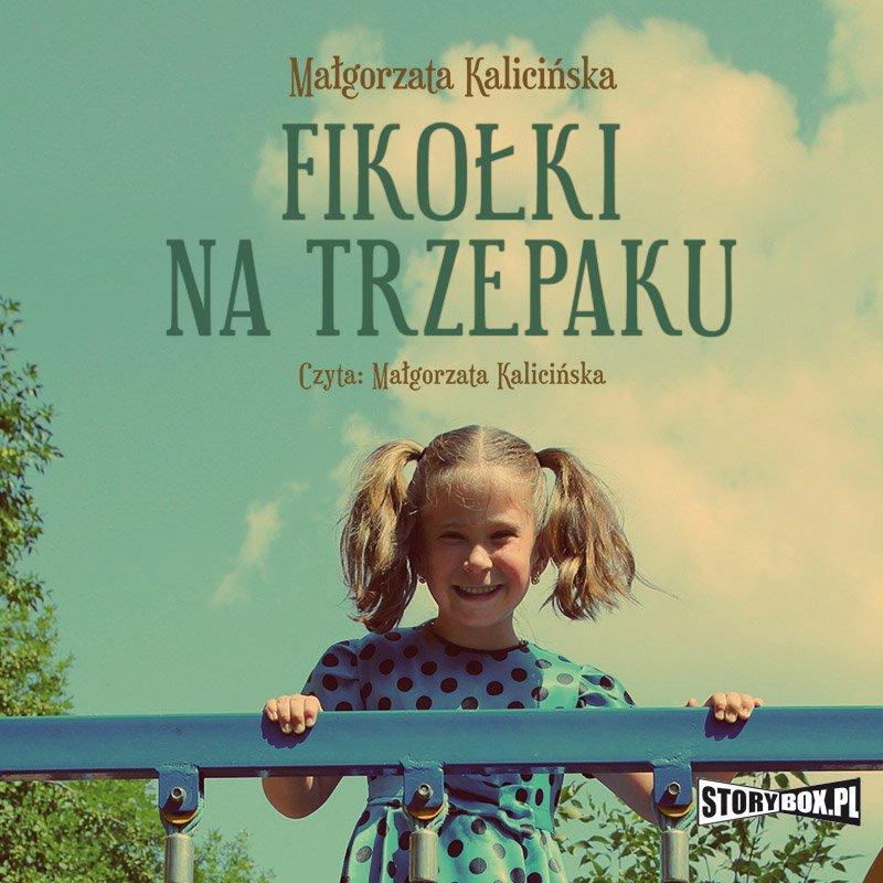 Fikołki na trzepaku - Audiobook (Książka audio MP3) do pobrania w całości w archiwum ZIP