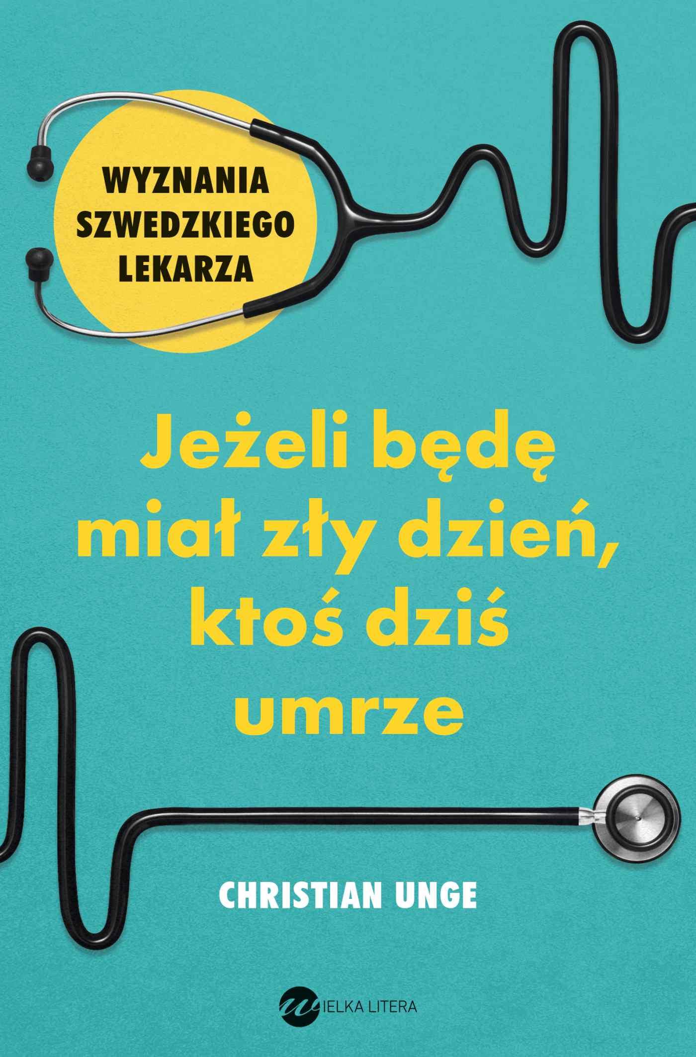 Jeżeli będę miał zły dzień, ktoś dziś umrze - Ebook (Książka na Kindle) do pobrania w formacie MOBI
