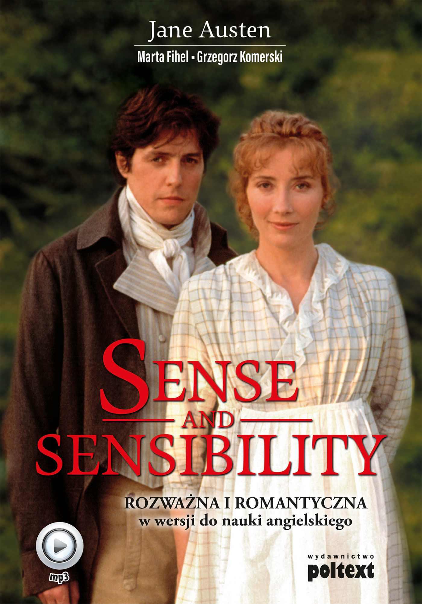 Sense and Sensibility. Rozważna i Romantyczna w wersji do nauki angielskiego - Audiobook (Książka audio MP3) do pobrania w całości w archiwum ZIP