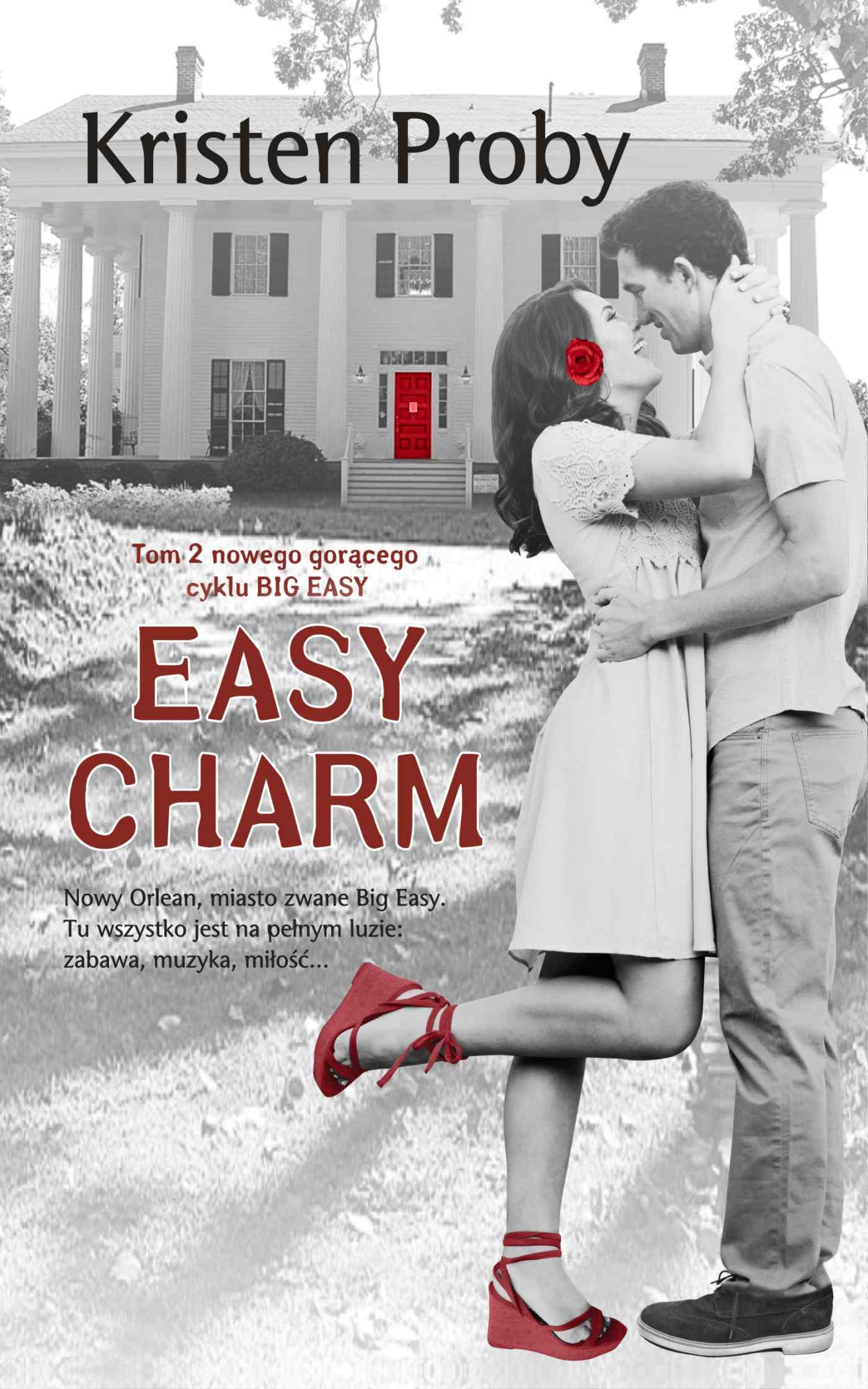 Easy Charm - Ebook (Książka na Kindle) do pobrania w formacie MOBI