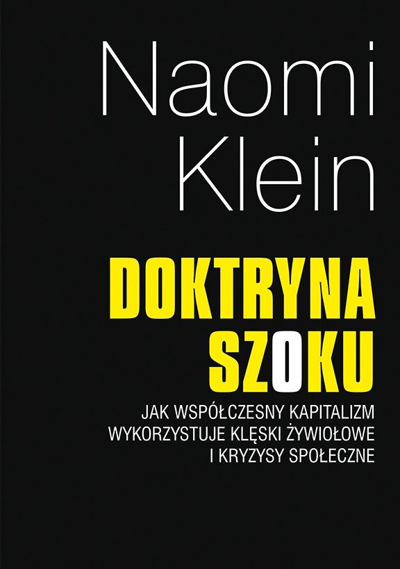 Doktryna szoku - Ebook (Książka na Kindle) do pobrania w formacie MOBI