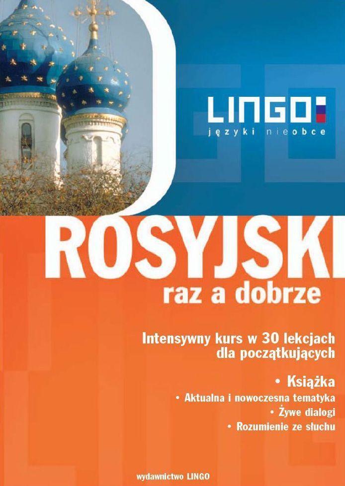 Rosyjski raz a dobrze +PDF - Audiobook (Książka audio MP3) do pobrania w całości w archiwum ZIP