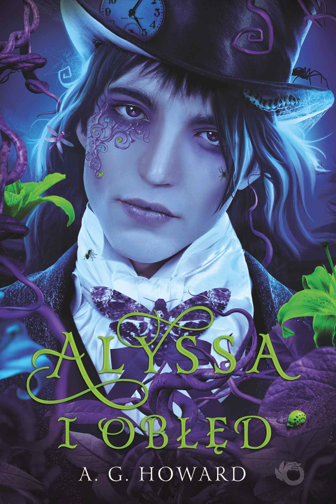 Alyssa z innej krainy. Alyssa i obłęd. Tom 2 - Ebook (Książka na Kindle) do pobrania w formacie MOBI