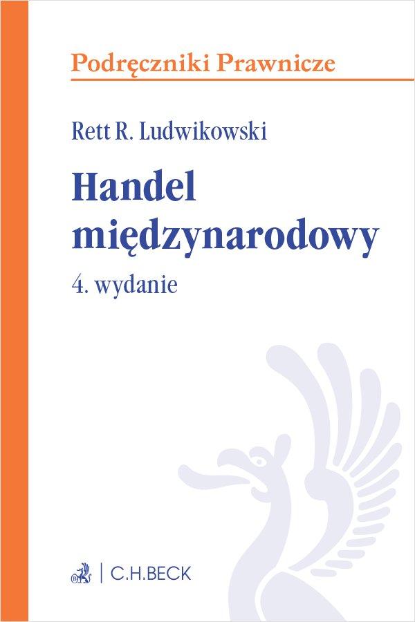 Handel międzynarodowy. Wydanie 4 - Ebook (Książka PDF) do pobrania w formacie PDF