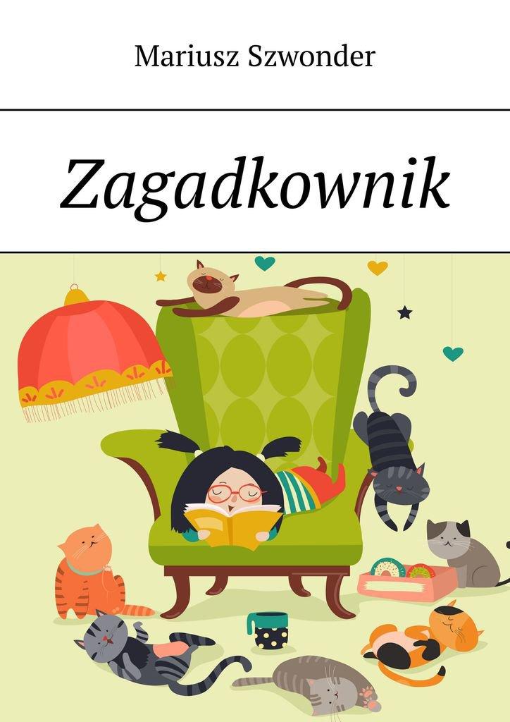 Zagadkownik - Ebook (Książka na Kindle) do pobrania w formacie MOBI
