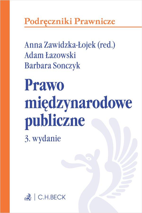 Prawo międzynarodowe publiczne. Wydanie 3 - Ebook (Książka EPUB) do pobrania w formacie EPUB