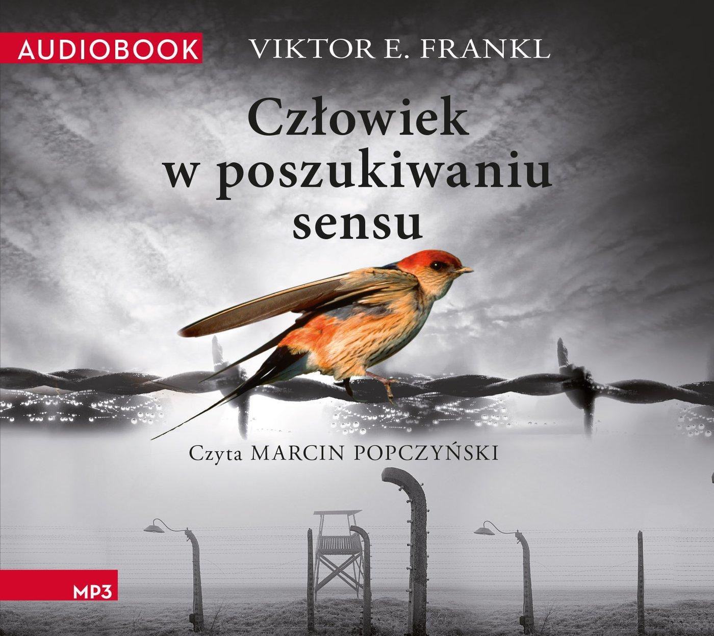 Człowiek w poszukiwaniu sensu - Audiobook (Książka audio MP3) do pobrania w całości w archiwum ZIP