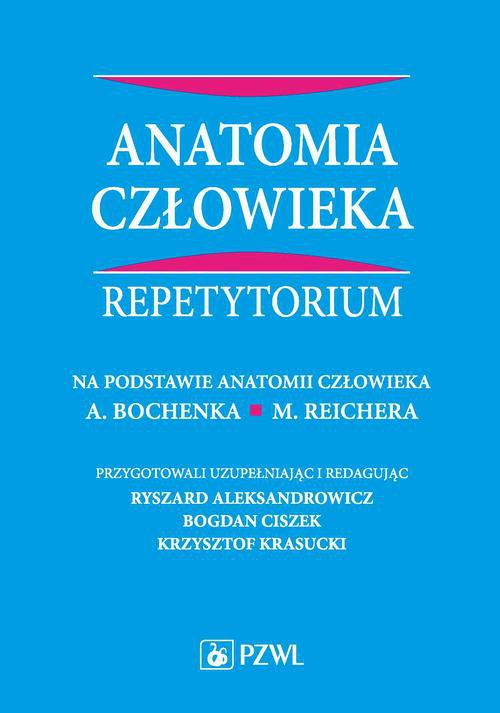 Anatomia człowieka. Repetytorium - Ebook (Książka EPUB) do pobrania w formacie EPUB