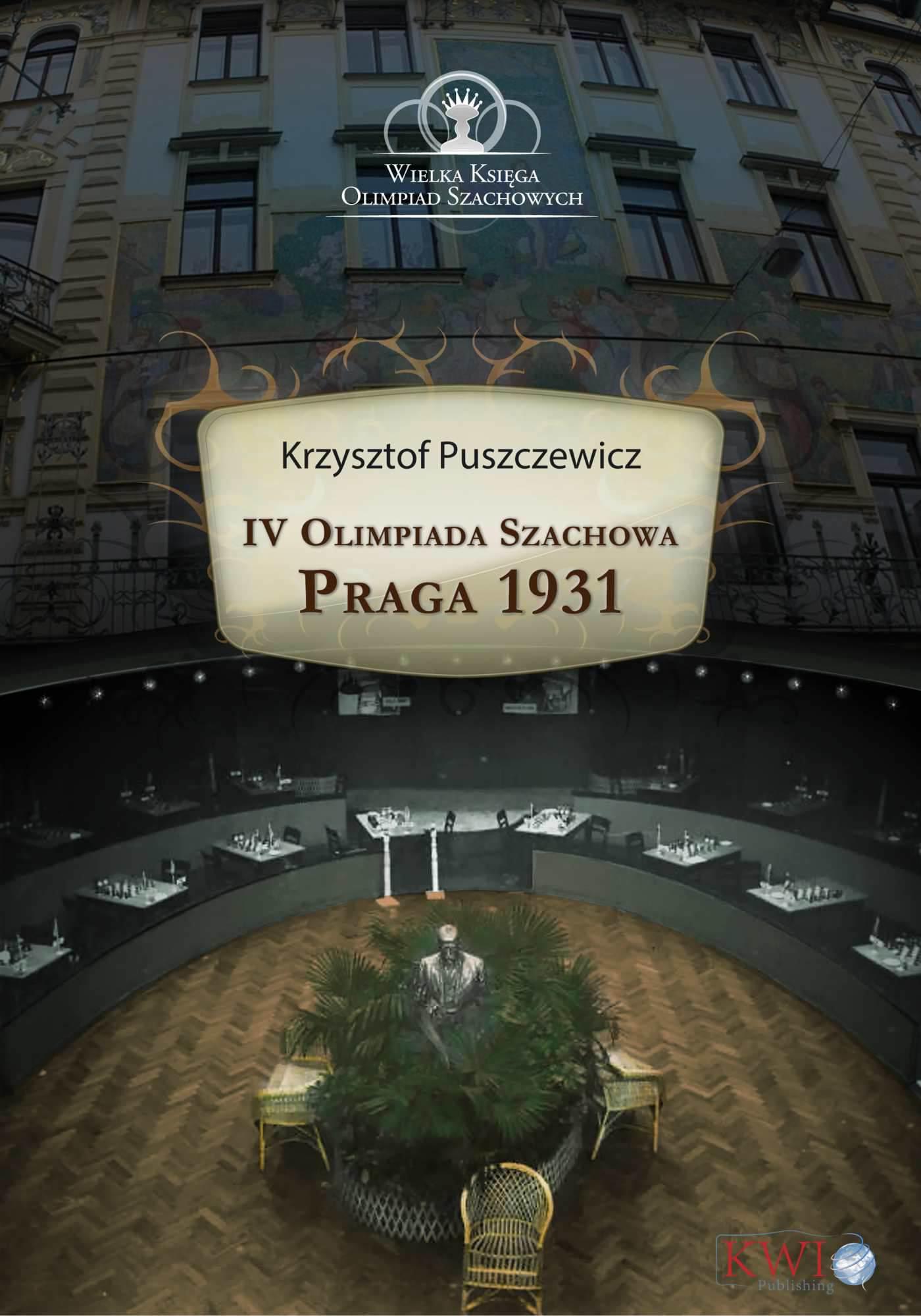 IV Olimpiada Szachowa Praga 1931 - Ebook (Książka PDF) do pobrania w formacie PDF