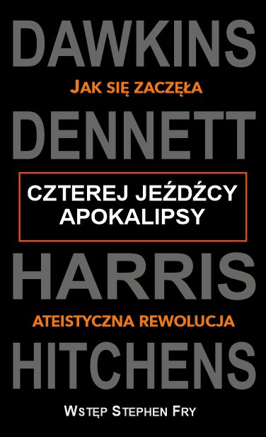 Czterej Jeźdźcy Apokalipsy. Jak zaczęła się ateistyczna rewolucja - Ebook (Książka EPUB) do pobrania w formacie EPUB