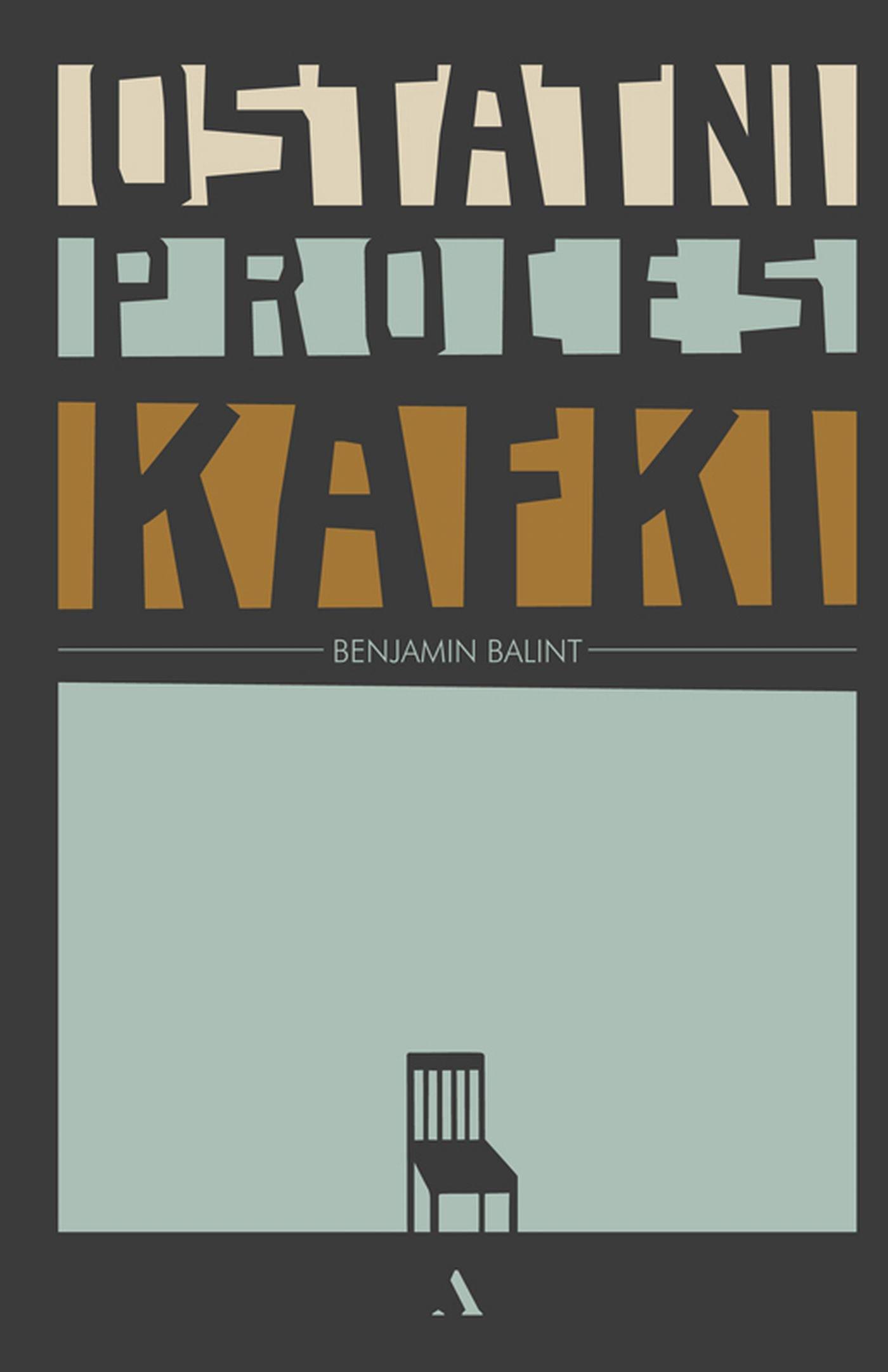 Ostatni proces Kafki - Ebook (Książka na Kindle) do pobrania w formacie MOBI