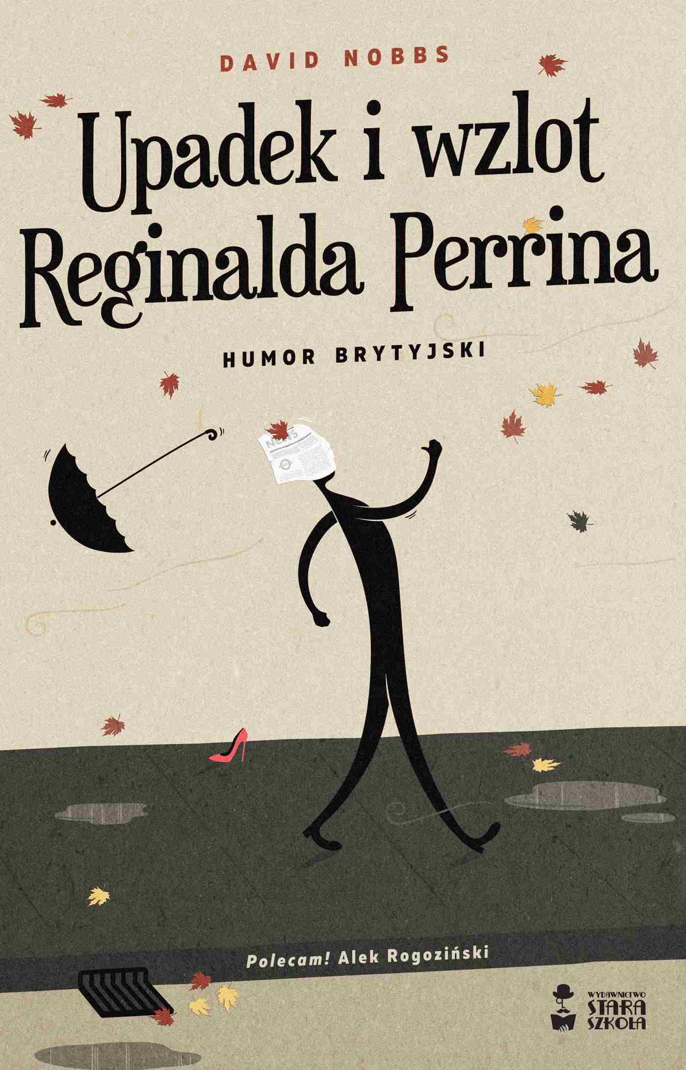Upadek i wzlot Reginalda Perrina - Ebook (Książka EPUB) do pobrania w formacie EPUB