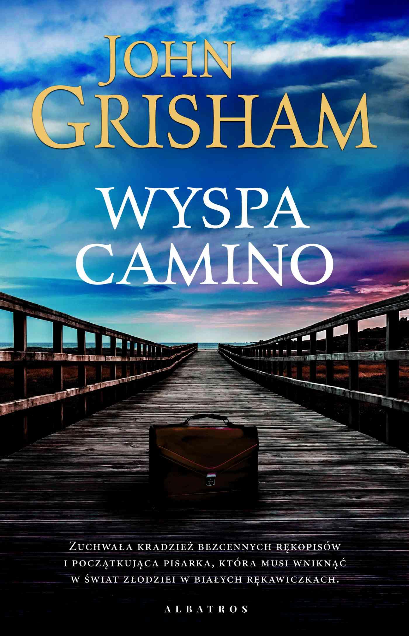 Wyspa Camino - Ebook (Książka na Kindle) do pobrania w formacie MOBI