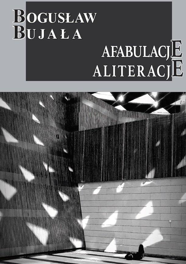 Afabulace. Aliteracje - Ebook (Książka EPUB) do pobrania w formacie EPUB