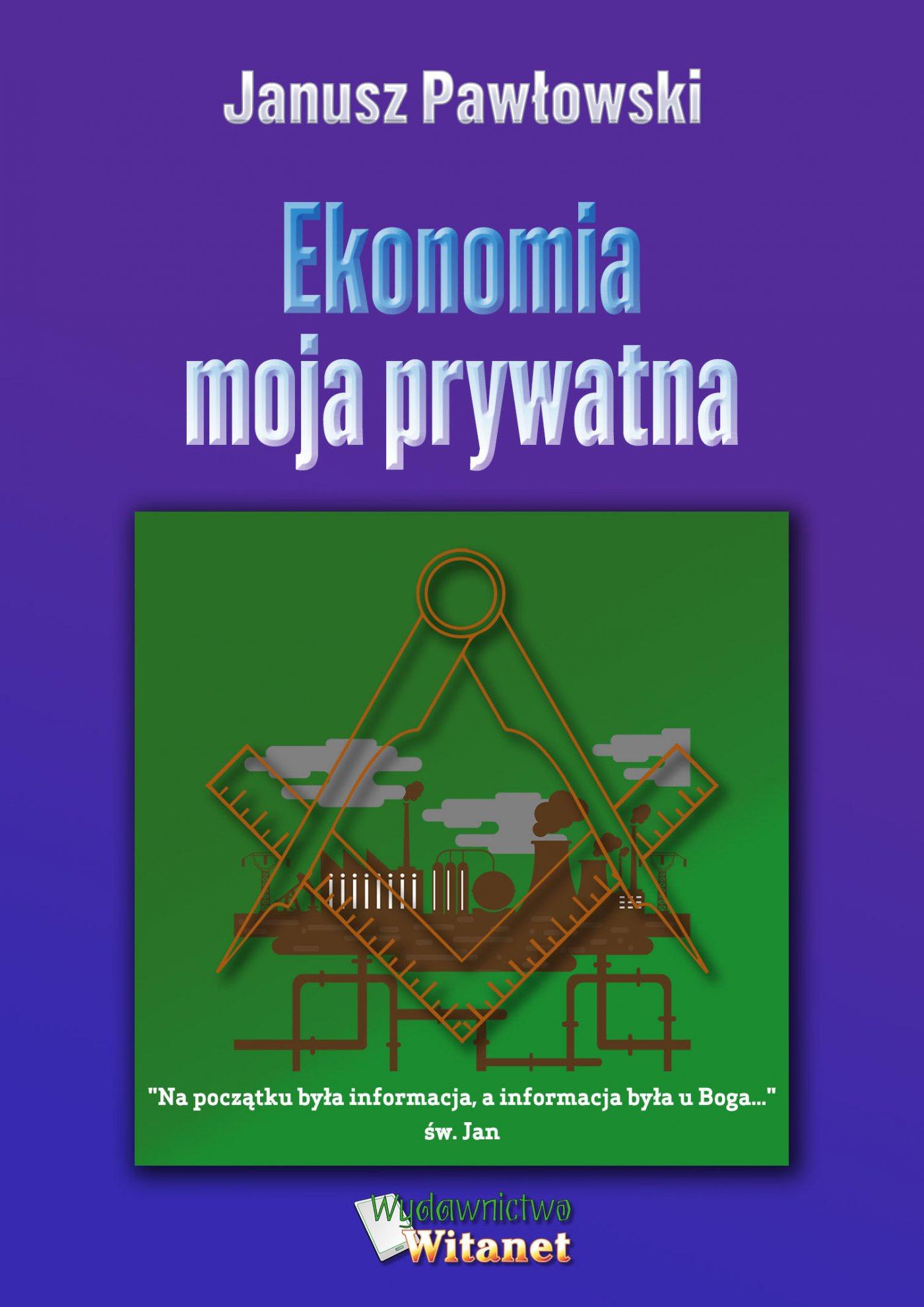 Ekonomia moja prywatna - Ebook (Książka na Kindle) do pobrania w formacie MOBI