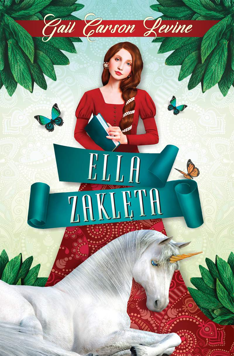 Ella zaklęta - Ebook (Książka EPUB) do pobrania w formacie EPUB