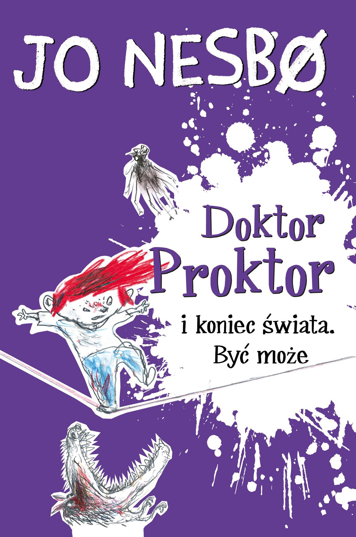 Doktor Proktor i koniec świata. Być może - Ebook (Książka na Kindle) do pobrania w formacie MOBI