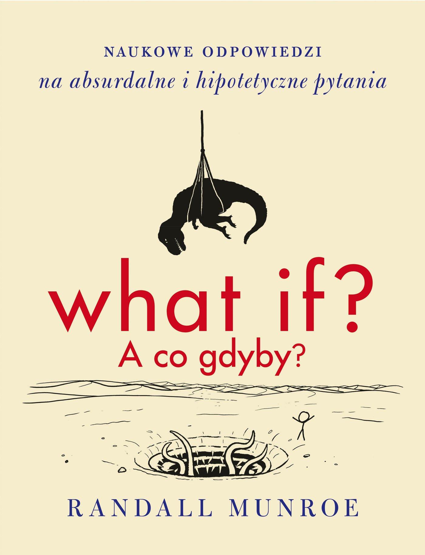 What if? A co gdyby? - Ebook (Książka na Kindle) do pobrania w formacie MOBI