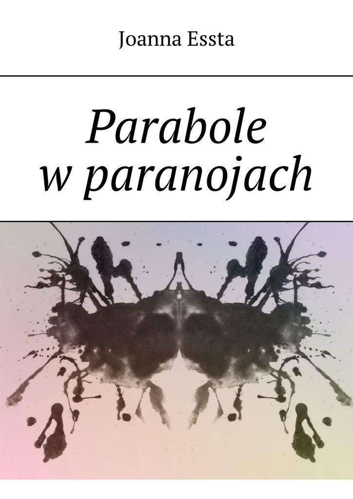 Parabole w paranojach - Ebook (Książka na Kindle) do pobrania w formacie MOBI