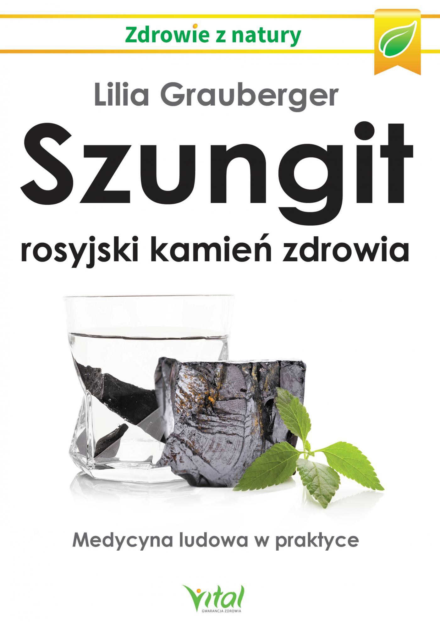 Szungit - rosyjski kamień zdrowia - Ebook (Książka EPUB) do pobrania w formacie EPUB