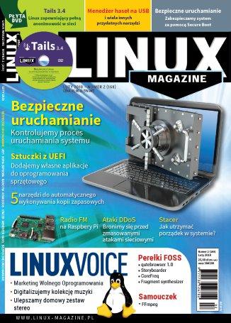 Linux Magazine 2/2018 (168) - Ebook (Książka PDF) do pobrania w formacie PDF