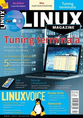 Linux Magazine 4/2018 (170) - Ebook (Książka PDF) do pobrania w formacie PDF