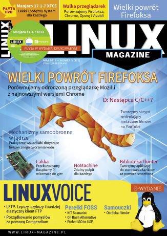 Linux Magazine 05/2018 (171) - Ebook (Książka PDF) do pobrania w formacie PDF