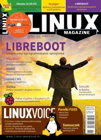 Linux Magazine 06/2018 (172) - Ebook (Książka PDF) do pobrania w formacie PDF