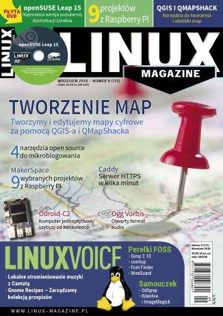 Linux Magazine 09/2018 (175) - Ebook (Książka PDF) do pobrania w formacie PDF