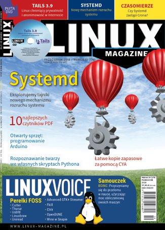 Linux Magazine 10/2018 (176) - Ebook (Książka PDF) do pobrania w formacie PDF