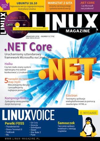 Linux Magazine 12/2018 (178) - Ebook (Książka PDF) do pobrania w formacie PDF