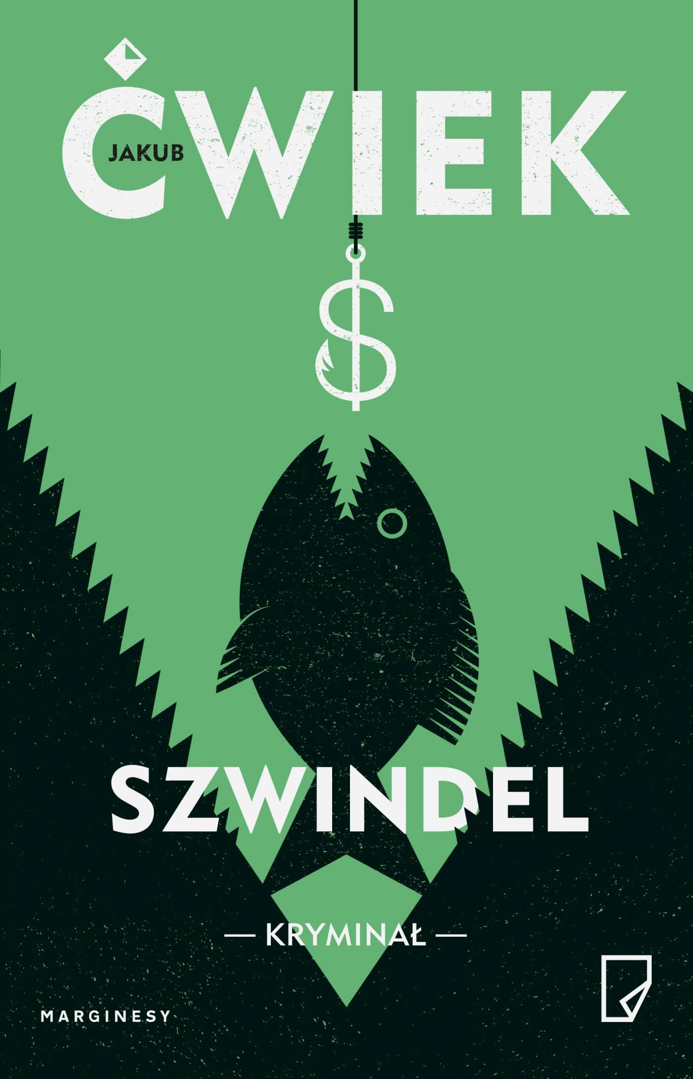 Szwindel - Ebook (Książka EPUB) do pobrania w formacie EPUB