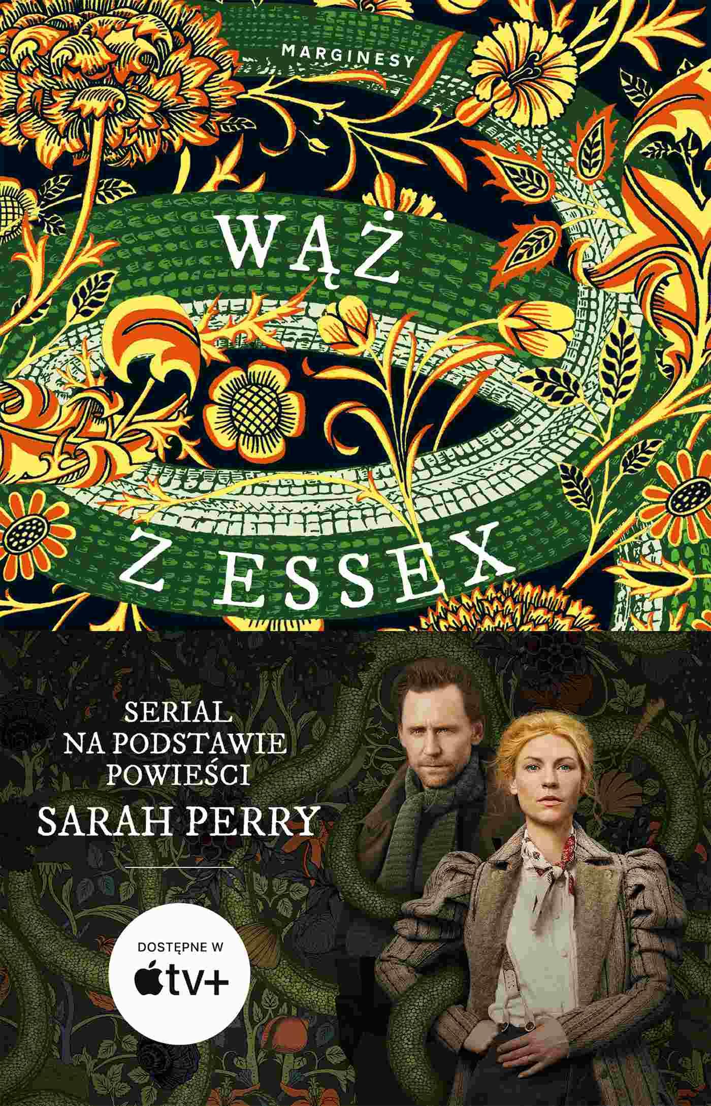 Wąż z Essex - Ebook (Książka EPUB) do pobrania w formacie EPUB