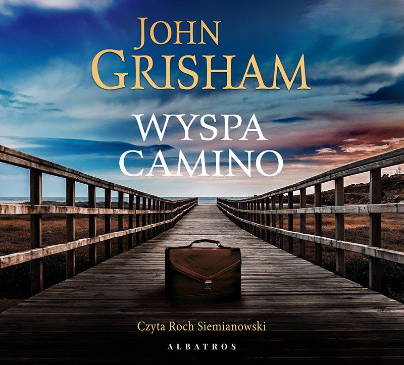 Wyspa Camino - Audiobook (Książka audio MP3) do pobrania w całości w archiwum ZIP