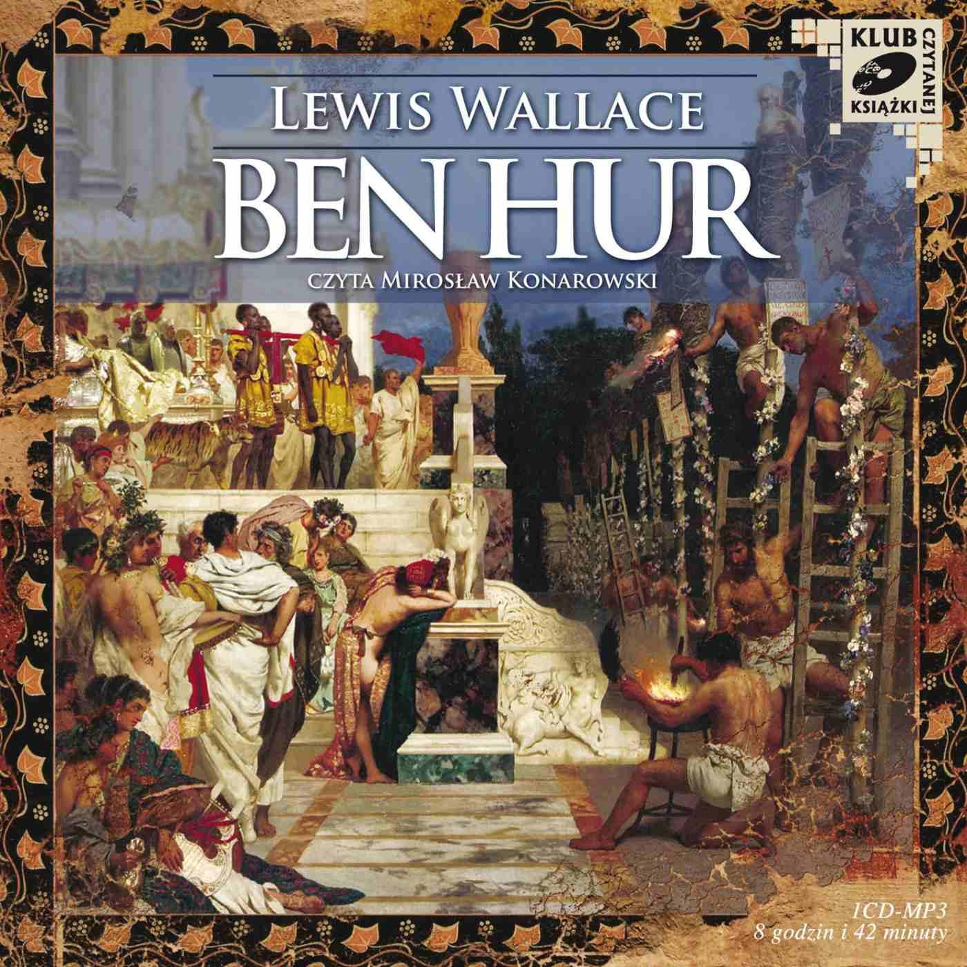 Ben Hur - Audiobook (Książka audio MP3) do pobrania w całości w archiwum ZIP