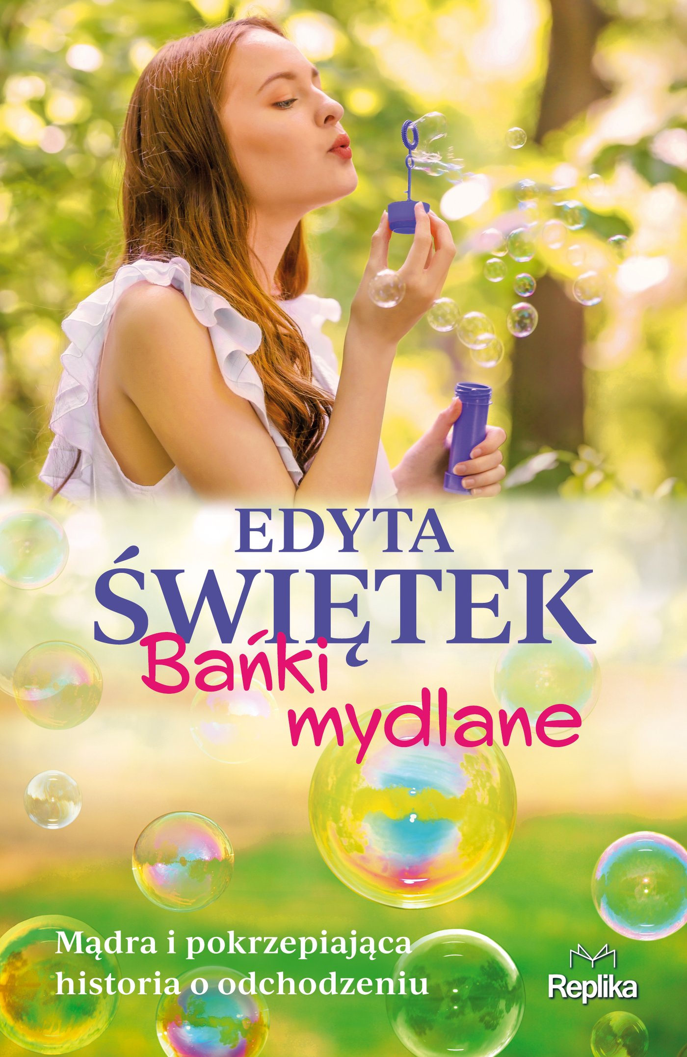 Bańki mydlane - Ebook (Książka EPUB) do pobrania w formacie EPUB