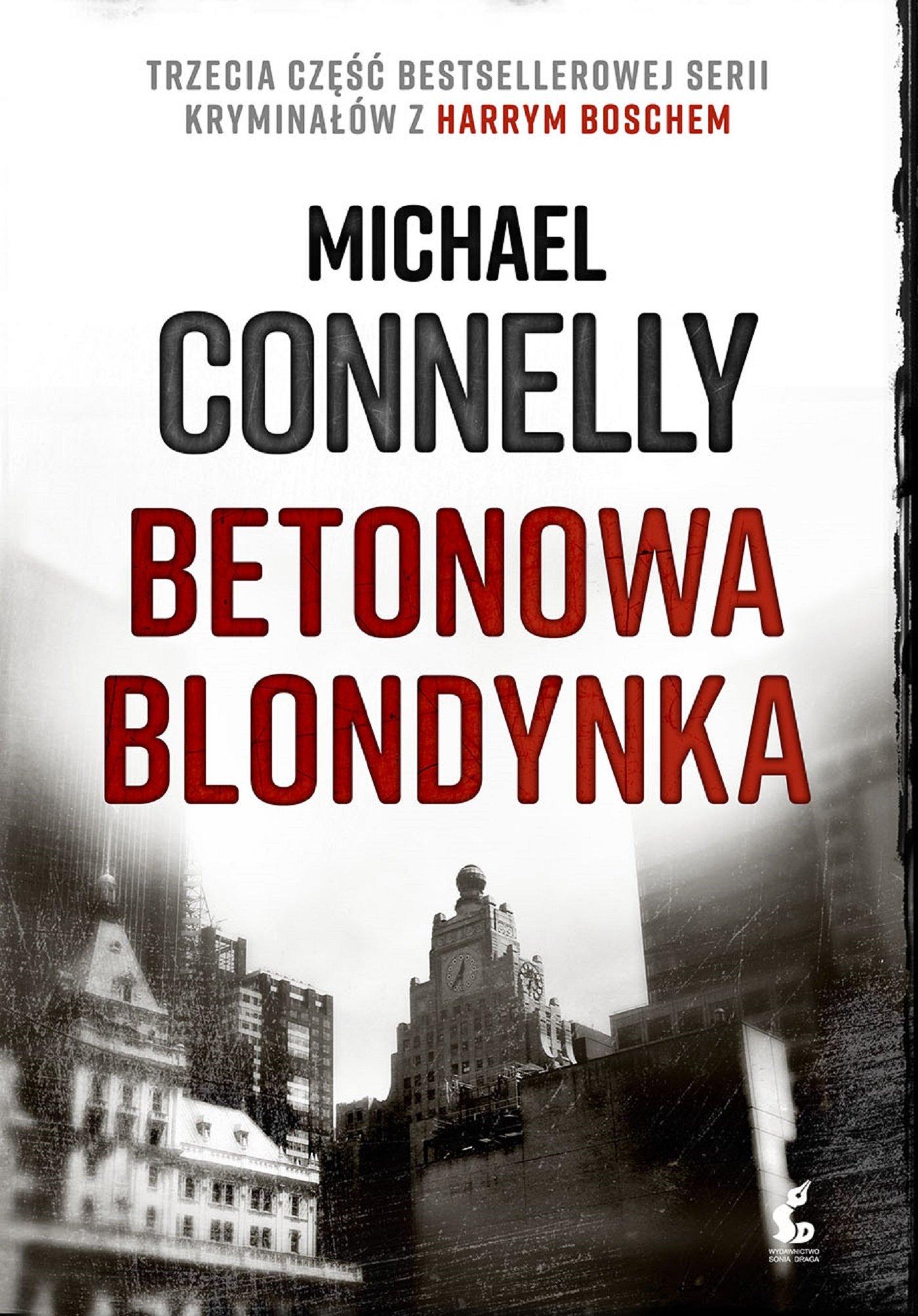 Betonowa blondynka - Ebook (Książka na Kindle) do pobrania w formacie MOBI