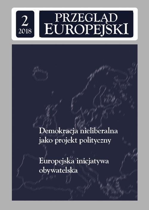 Przegląd Europejski 2018/2 - Ebook (Książka PDF) do pobrania w formacie PDF