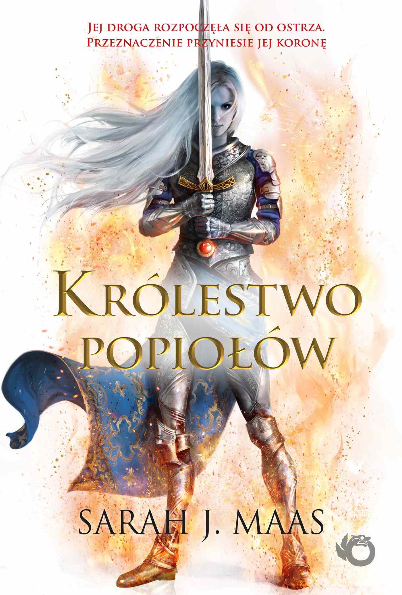 Szklany tron. Królestwo popiołów. Tom 6 - Ebook (Książka na Kindle) do pobrania w formacie MOBI