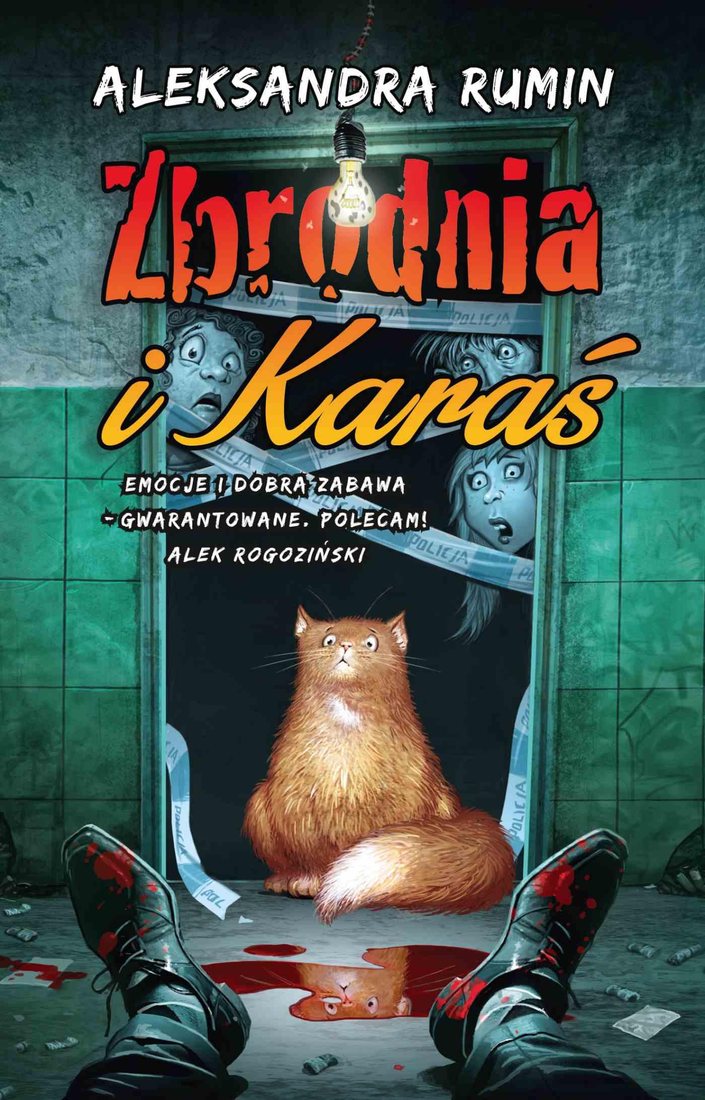 Zbrodnia i Karaś - Ebook (Książka na Kindle) do pobrania w formacie MOBI