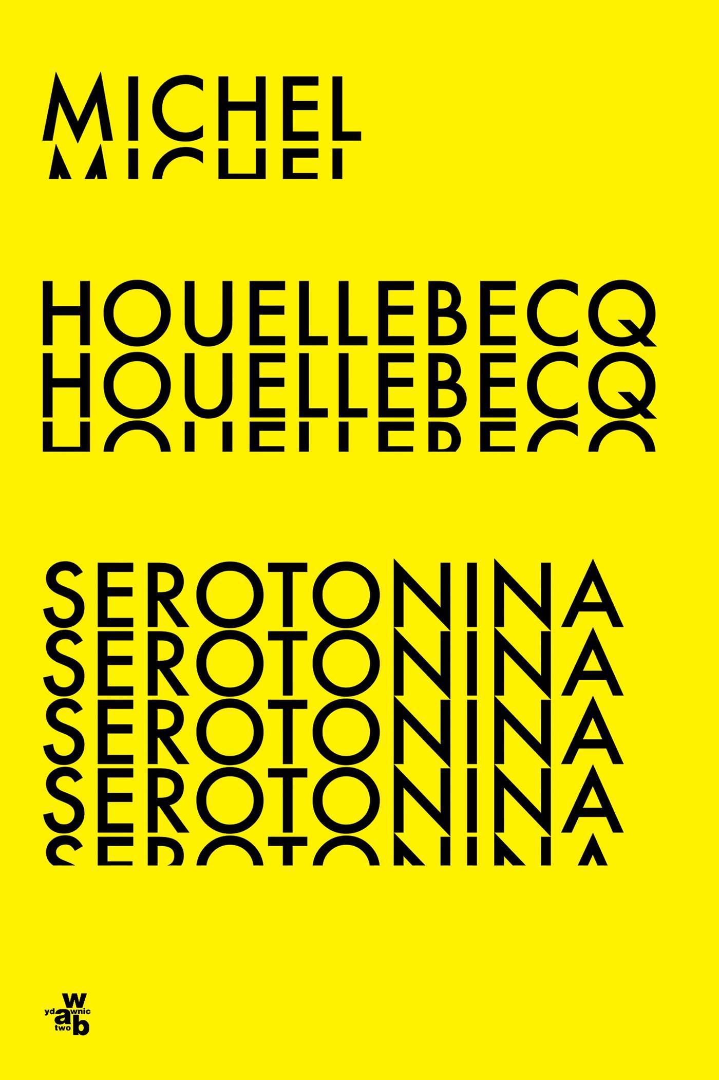 Serotonina - Ebook (Książka EPUB) do pobrania w formacie EPUB