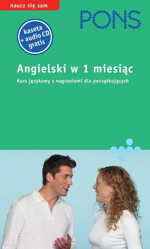 Angielski w 1 miesiąc - Audiobook (Książka audio MP3) do pobrania w całości w archiwum ZIP
