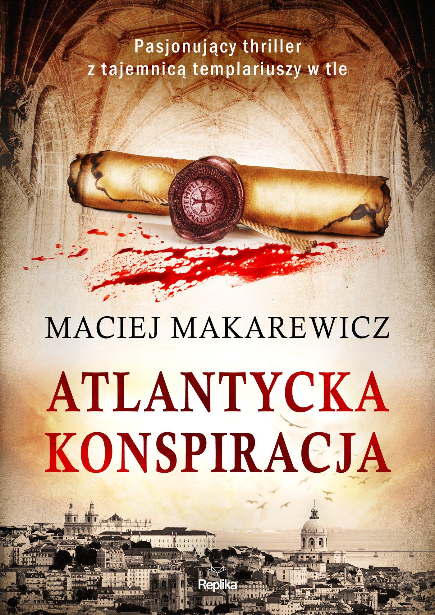 Atlantycka konspiracja - Ebook (Książka na Kindle) do pobrania w formacie MOBI