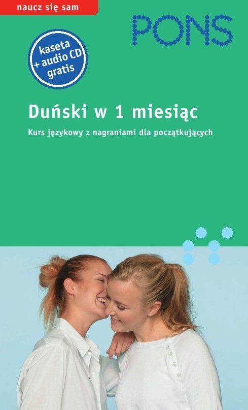 Duński w 1 miesiąc - Audiobook (Książka audio MP3) do pobrania w całości w archiwum ZIP