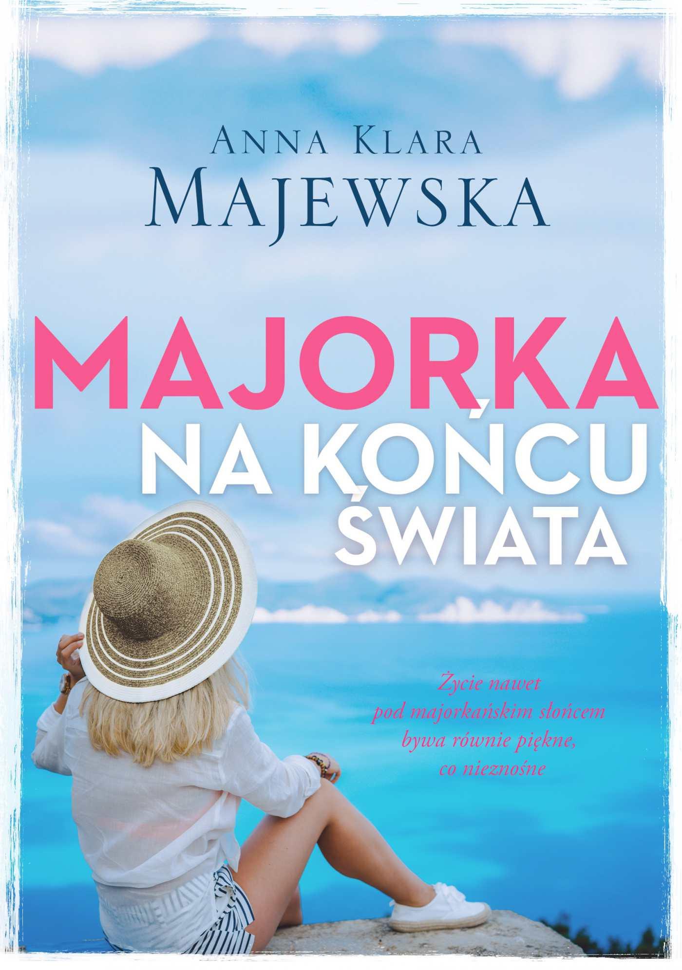 Majorka na końcu świata - Ebook (Książka na Kindle) do pobrania w formacie MOBI