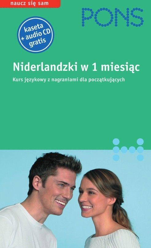 Niderlandzki w 1 miesiąc - Audiobook (Książka audio MP3) do pobrania w całości w archiwum ZIP